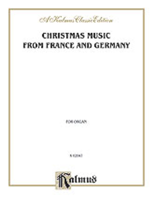 Christmas Music from France and Germany [Alf:00-K02047]
