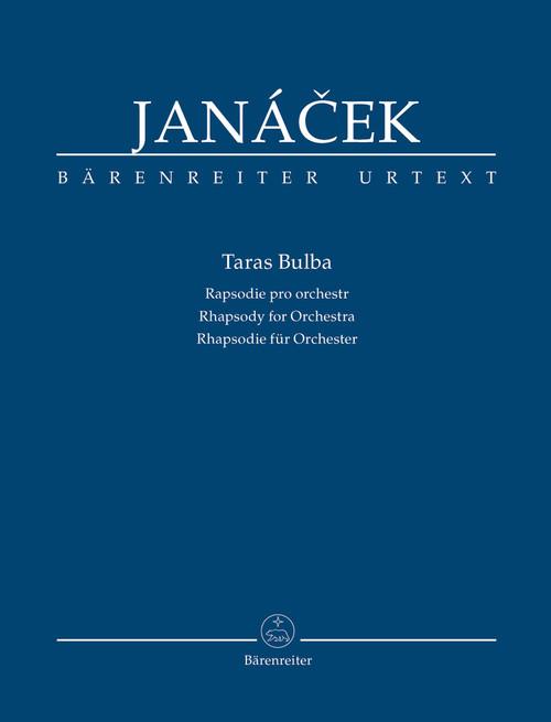 Janácek, Taras Bulba -Rhapsody for Orchestra- [Bar:TP842]