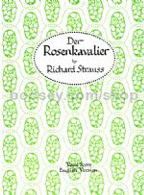 Strauss, R., Rosenkavalier Op. 59 [HL:48009452]