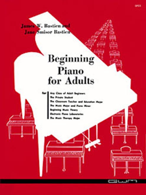 Bastien, Beginning Piano for Adults [KJOS:GP23]