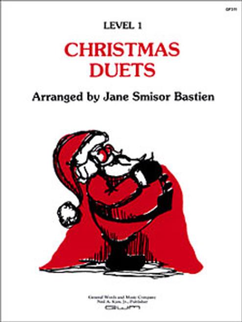 Bastien,CHRISTMAS DUETS, LEVEL 1 [KJOS:GP311]