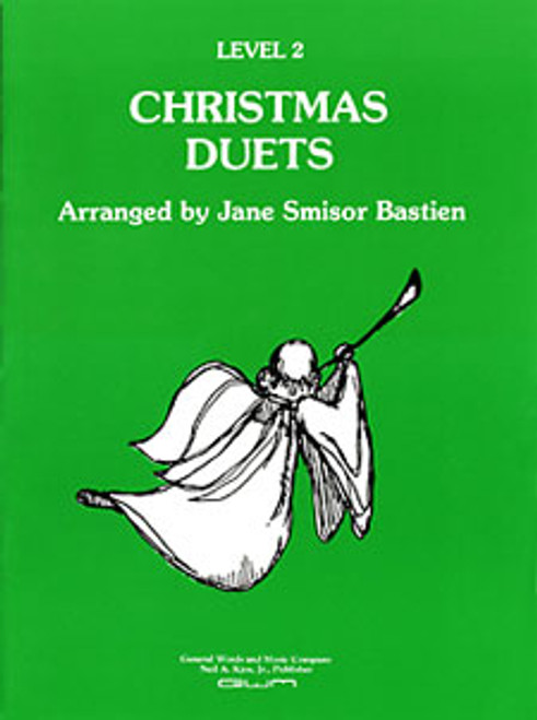 Bastien,CHRISTMAS DUETS, LEVEL 2 [KJOS:GP312]