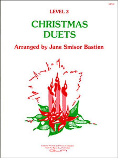 Bastien,CHRISTMAS DUETS, LEVEL 3 [KJOS:GP313]