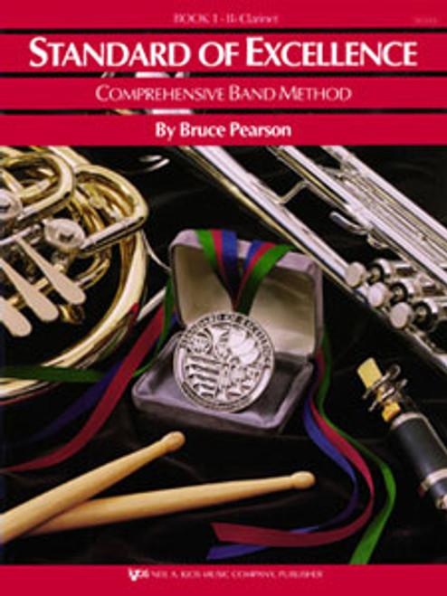 PEARSON, Standard Of Excellence Bk 1, Flute- [KJOS:W21FL]