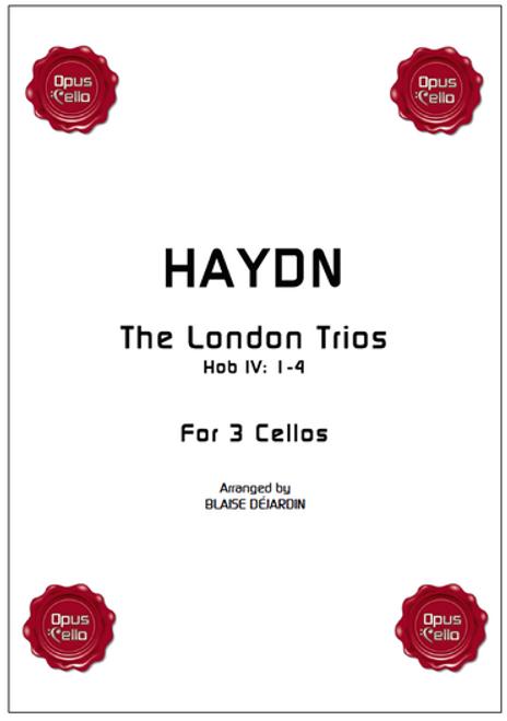 Haydn,London Trios[Op.C.:HAYDN3]