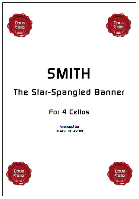 SMITH,The Star-Spangled Banner[Op.C.:SMITH4]