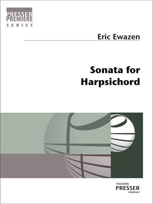 Ewazen, Sonata for Harpsichord [CF:110-41817]