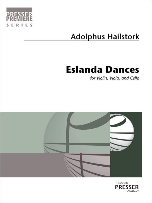 Hailstork, Eslanda Dances(score and parts)[CF:114-41754S]
