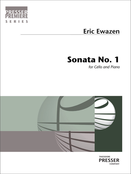 Ewazen, Sonata No.1[CF:114-41483]