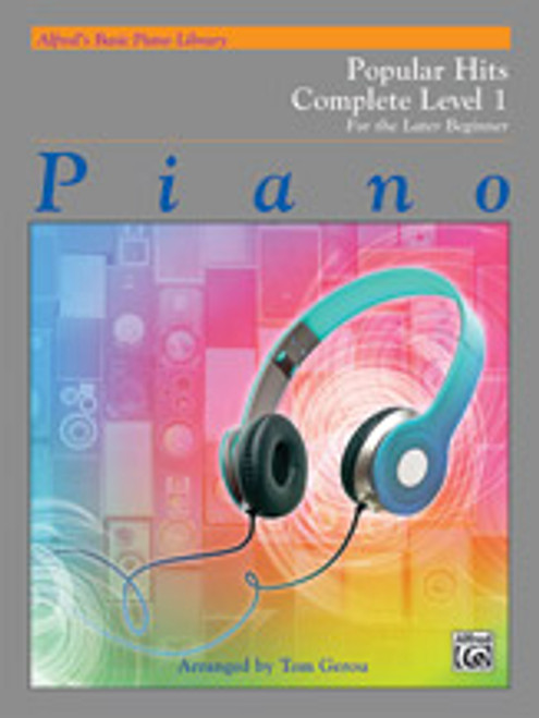 Gerou, Alfred's Basic Piano Library: Popular Hits Complete Level 1 (1A/1B) [Alf:00-45301]