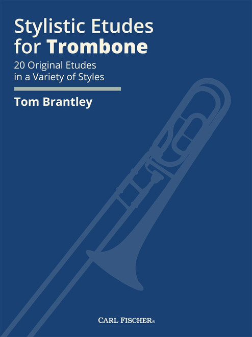 Brantley - Stylistic Etudes for Trombone [CF:WF231]