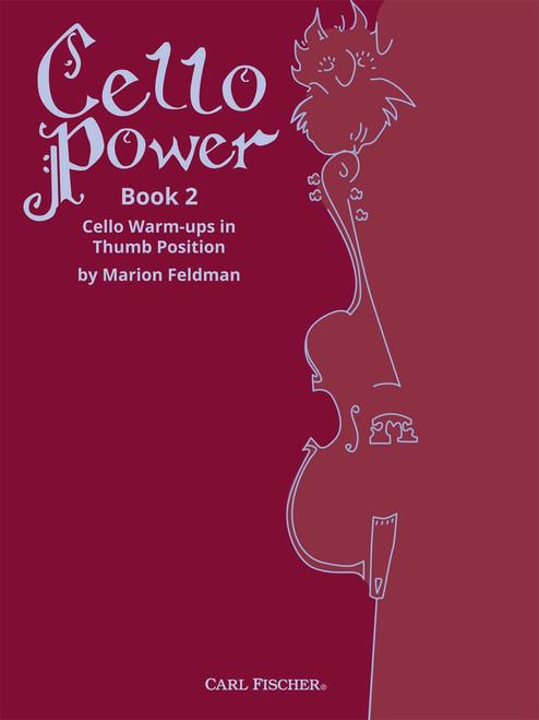 Feldman - Cello Power Book 2