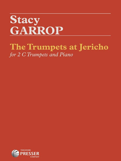 Garrop - The Trumpets of Jericho for 2 C Trumpets [CF:114-41837]