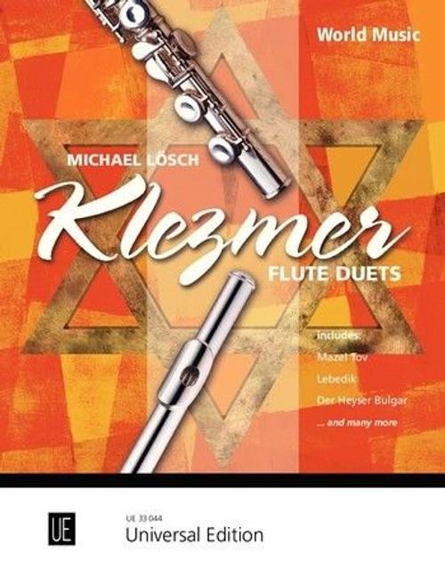 Klezmer - Klezmer Flute Duets [CF:UE33044]