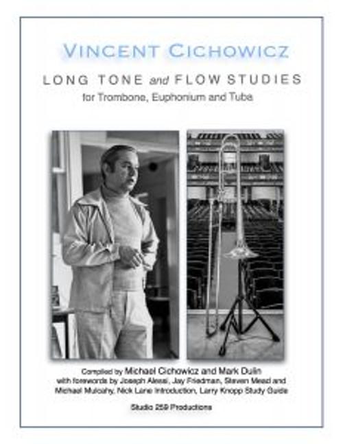 Chichowicz - Long Tone and Flow Studies for Trombone, Euphonium and Tuba [Studio259:MC10013]