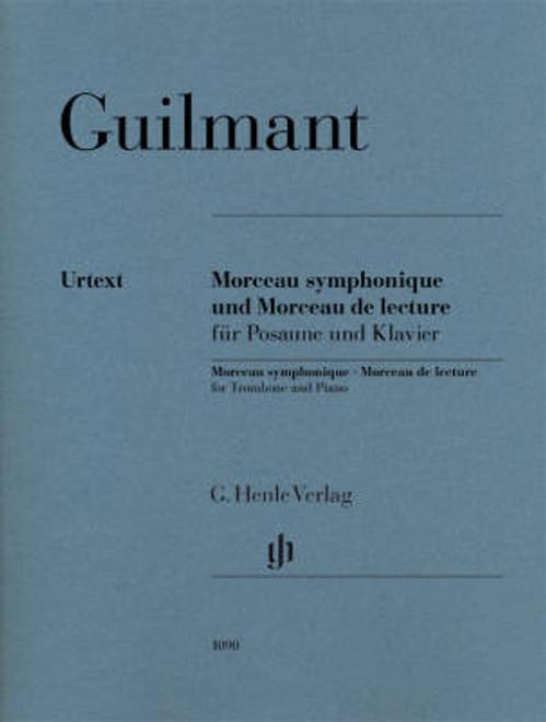 Guilmant, Morceau Symphonique und Morceau de Lecture, Trombone [HL:51481090]