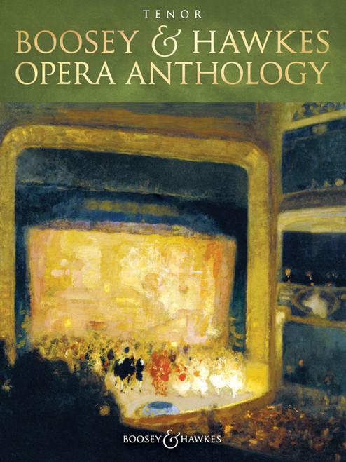 Boosey & Hawkes Opera Anthology - Tenor [HL:48023842]