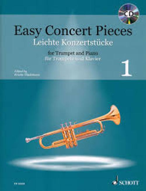 Trumpet - Easy Concert Pieces Vol.1 [HL:49045891]