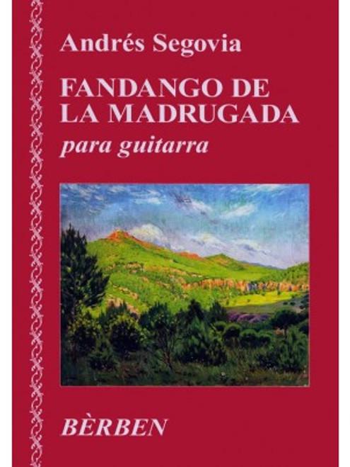 Segovia - Fandango de la Madrugada [CF:564-03218]
