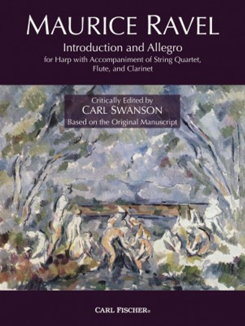 Ravel - Introduction and Allegro [CF:H77]