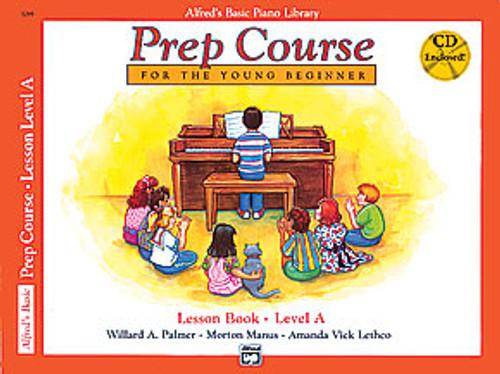 Alfred's Basic Piano Prep Course: Lesson Book A  [Alf:00-21227]