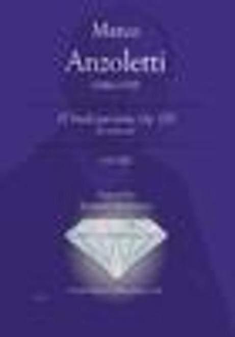 Anzoletti - 12 Studi per Viola [Gems:GPL241]