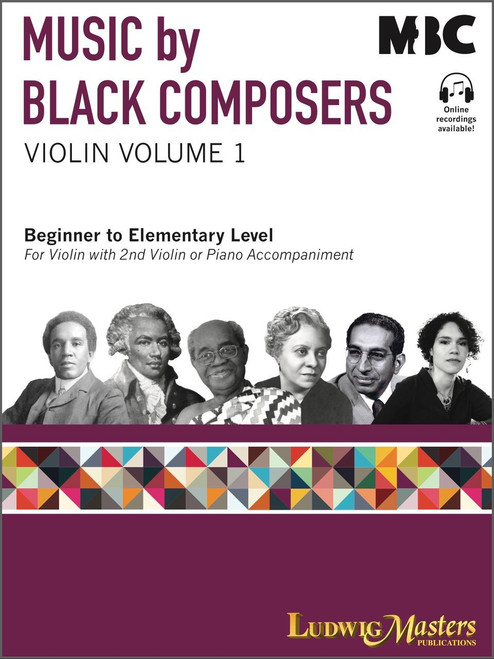 Music by Black Composers [Lud:55371001]
