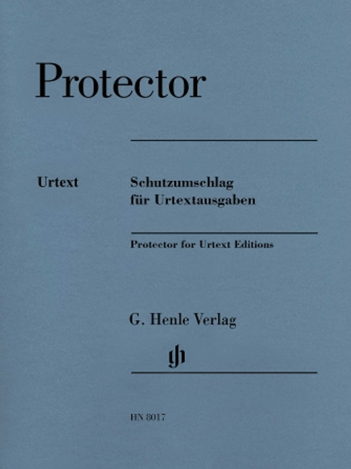 Henle Plastic Protector for Urtext Editions