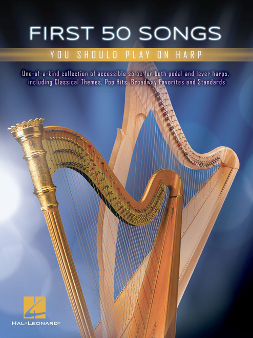 First 50 Songs You Should Play on Harp [HL:00252721]