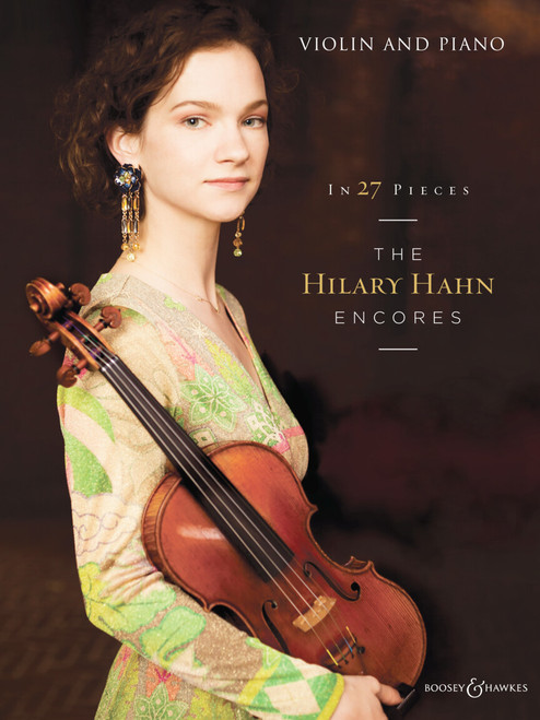 Hahn, In 27 Pieces - The Hilary Hahn Encores [HL:48023059]
