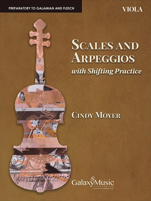 Moyer - Scales and Arpeggios with Shifting Practice [ECS:1.3510]
