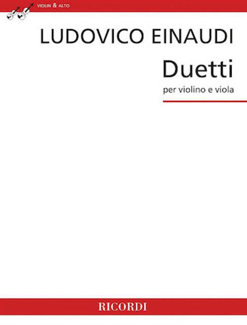Einaudi - Duetti {HL:50601997]