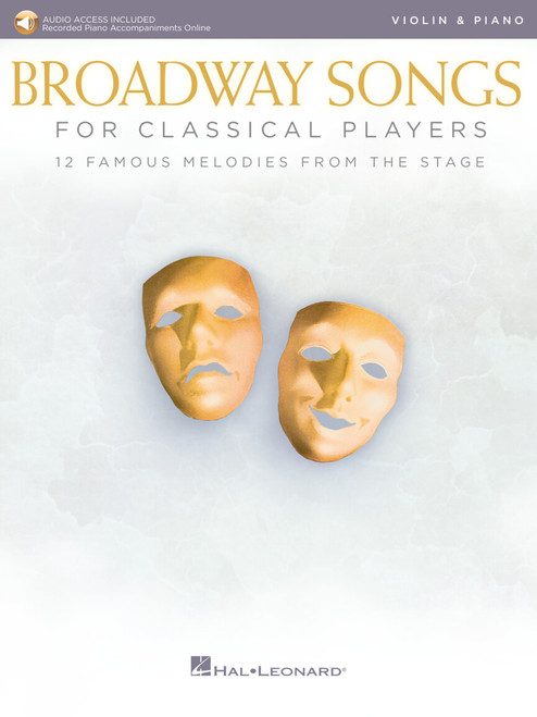 Broadway Songs for Classical Players [HL:00265890]