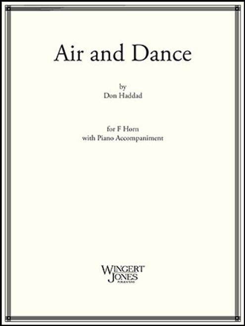 Haddad - Air and Dance [WJ:3050092]
