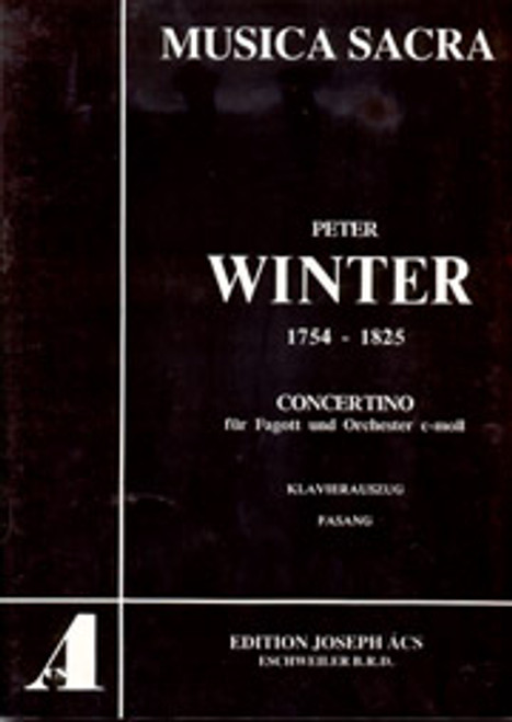 Winter - Concerino for Bassoon and Orchestra