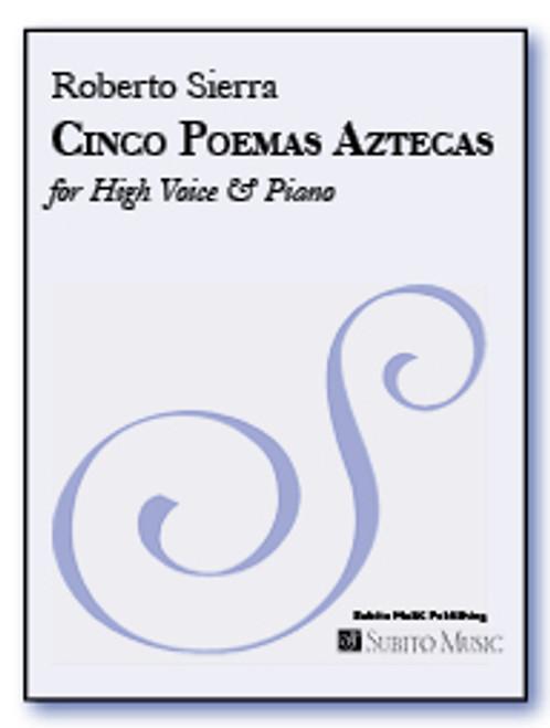 Sierra - Cinco Poemas Aztecas [92070030]