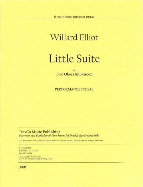 Elliot - Little Suite [Trevco:3001]