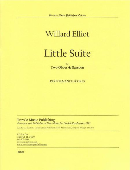 Elliot - Little Suite [Trevco:3001]