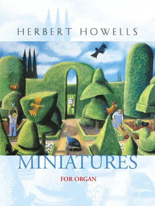 Miniatures for Organ - Herbert Howells [Mayhew 3611053]