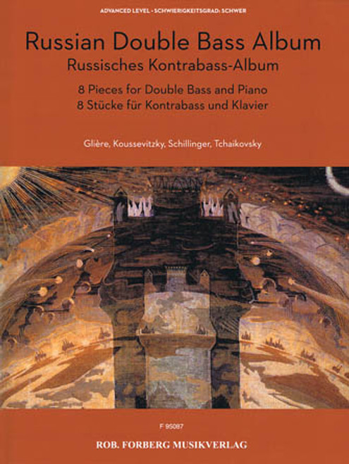 Bass - Russian Double Bass Album [HL: 50602063]