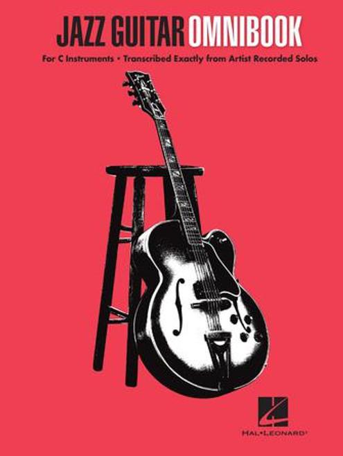 Jazz Guitar Omnibook [HL: 00274203]