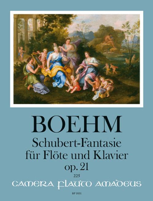Fantasia on a theme by Schubert op. 21 [Amadeus: BP1831]