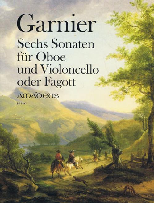 Six sonatas [Amadeus: BP1847]