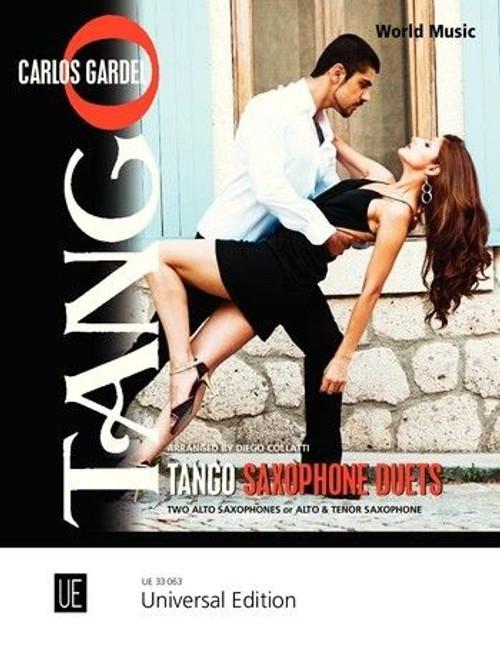 Gardel , Tango Saxophone Duets [UE: 33063]