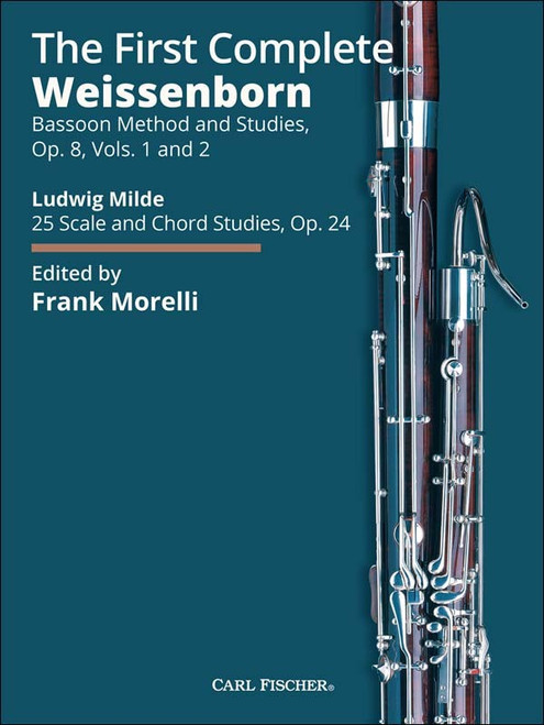 The First Complete Weissenborn [CF: WF223SB]