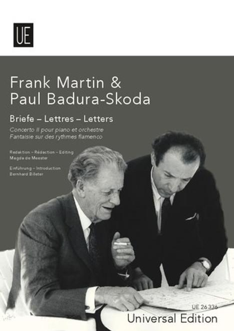 Martin, Badura-Skoda: Briefe - Lettres - Letters [UE: 26336]