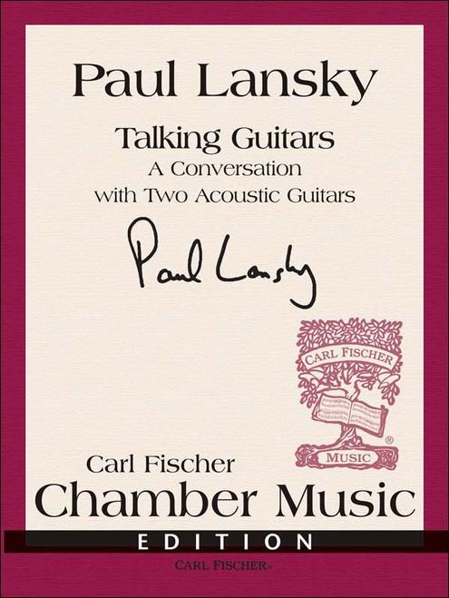 Lansky, Talking Guitars for Two Guitars [CF: GT222]