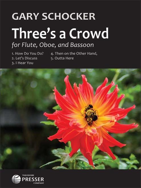 Shocker, Three's a Crowd [Presser: 114-41957]