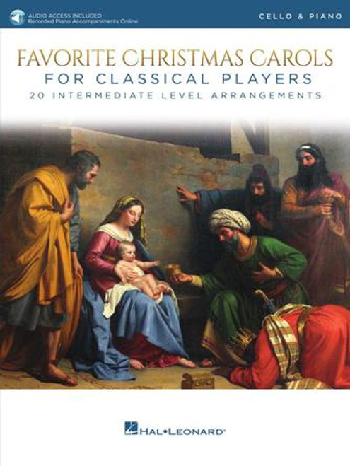Clarinet - Favorite Christmas Carols for Classical Players [HL: 00278406]