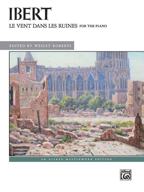 Piano - Ibert - Le Vent Dans Les Ruines [Alf: 47772]
